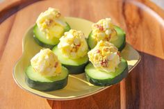 "The Monogrammed Mom: Bacon Egg Salad ""Sliders"" {Whole 30 Approved}"