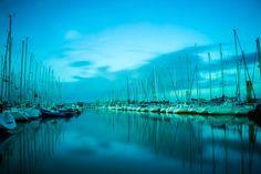 Port Blues via Jean Michel