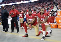 Eric Reid: Why Colin Kaepernick and I Decided to Take a Knee