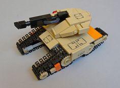 MBT-6 Predator tank | by space_e