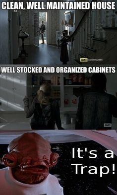 The Walking Dead funny memes Walking Dead Funny, Walking Dead Season 4, The Walking Dead 2, Twd Memes, Funny Memes, Talking To The Dead, Stuff And Thangs, You Funny, Funny Things