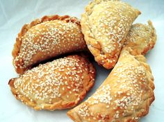 Cuban Recipes, Jewish Recipes, Italian Recipes, Italian Foods, Comida Israeli, Israeli Food, Comida Judaica, Fat Foods, Empanadas