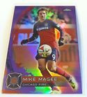 For Sale - Chicago Fire MIKE MAGEE Mint 2014 Topps MLS Chrome PURPLE REFRACTOR #50  - See More At  http://sprtz.us/ChicagoFire