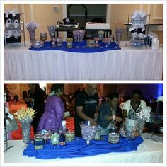 """The candy """"thank you"""" table by bird of paradise events 5.24.13"""