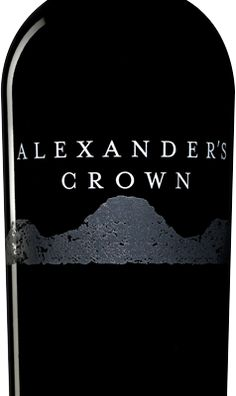 Rodney Strong Alexander's Crown  My favorite Cab!
