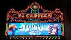 """MouseInfo.com - Disney Pixar's """"Brave"""" June 22 – August 12, 2012 at the El Capitan Theatre"""