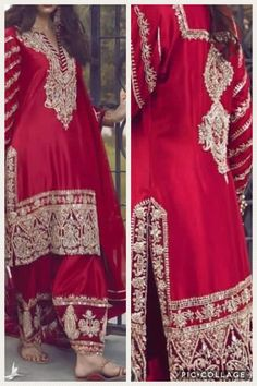 The latest wedding dresses at Bridal Fashion Week – My hair and beauty Pakistani Wedding Outfits, Bridal Outfits, Pakistani Dresses, Indian Dresses, Indian Outfits, Red Lehenga, Lehenga Choli, Anarkali Kurti, Indian Designer Outfits