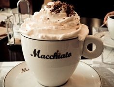bonna mattina...well this looks like an american macchiato not an authentic one..