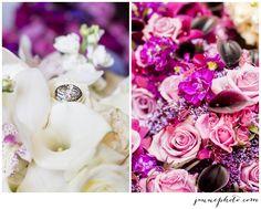 www.jannephoto.com Cincinnati Club Wedding Ford-Ellington Wedding + Event Design Ring Shot Bouquet
