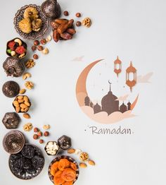 Image Ramadan, Ramadan Photos, Ramadan Kareem Pictures, Ramadan Tips, Ramadan Cards, Ramadan Images, Ramadan Sweets, Ramadan Kareem Vector, Ramadan Activities