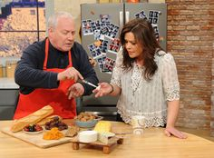 Rachael Ray Show - Food - Chef Marc Murphy's Chimichurri