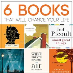 Tweet Pin It You ever read a book that changed your life? I don't mean a magical book that turned you into a millionaire or helped you meet your soulmate, or even a book that led you to a decision that altered your life path. I'm talking about books that alter the way you think …