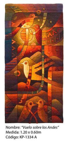 Art Works - Richmond, VA - Artist MAXIMO LAURA - Textiles