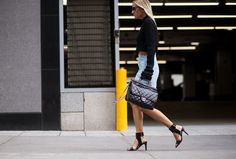 Street-Style New York Fashion Week F/S 2016 /// Foto © TheUrbanspotter