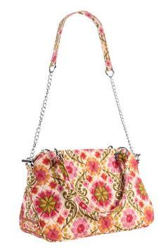 Vera Bradley Chain Bag in Folkloric Vera Bradley http://www.amazon.com/dp/B0058PF2F0/ref=cm_sw_r_pi_dp_13Ujub1SN8Z9C