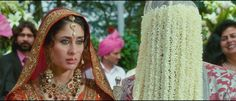 Aaina - Bridal Beauty and Style: Bollywood Bride: Kareena Kapoor in 3 Idiots