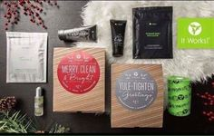 It's the 2016 ItWorks Holiday Gift Sets you've been waiting for! It's gift giving made easy!!! Be holly, jolly and smart this holiday season when you save money on our most popular products with these festive holiday packs. Message me to get yours ordered today! #holidaygiftsets, #giftsets, #love