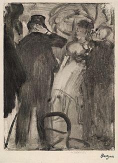 Art History News: Edgar Degas: A Strange New Beauty