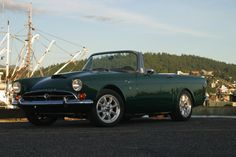 Sunbeam Tiger... Doug got his in trade for one of the first video cameras that came out in the 80s.  I think Doug got the better end of the deal. LOL