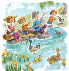 John Nez  - Duck Pond