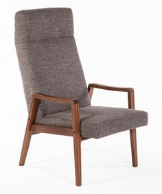 This Twill Black Flying Lounge Chair is perfect! #zulilyfinds