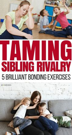 Struggling with Sibling Rivalry? Try these 5 Simple Bonding Exercises – Alisha {Makeovers & Motherhood} Struggling with Sibling Rivalry? Try these 5 Simple Bonding Exercises Struggling with Sibling Rivalry? Try these 5 Simple Bonding Exercises via Dayna Gentle Parenting, Parenting Advice, Kids And Parenting, Parenting Classes, Parenting Quotes, Parenting Styles, Foster Parenting, Natural Parenting, Peaceful Parenting