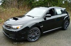 2010 wrx sti wagon. Like the rims on this one