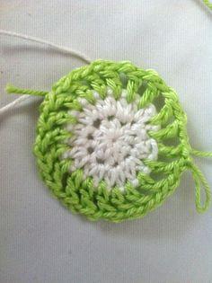 Crochet ,knitting, hairclips, hair elastic .