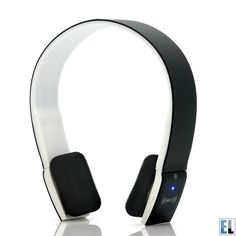 You get 10 hours of listening pleasure with a full charge using these Bluetooth and NFC headphones. They look modern and sound great. They are adjustable too so don't worry about them not fitting your head.