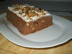 Inghetata de ciocolata - imagine 1 mare Sorbet, Parfait, Caramel, Baking, Desserts, Food, Sticky Toffee, Tailgate Desserts, Candy