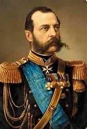 Alexander II Russia - Bing images