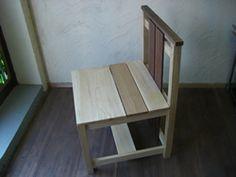 2008年12月21日 みんなの作品【椅子】 大阪の木工教室arbre(アルブル)