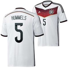 Germany Hummels Jersey, Cheap authentic (5 Hummels) Germany 2014 World Cup home soccer shirts for sale cheap - http://www.snstar.com/2014-world-cup-c-45