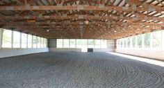 Discover Morton's clear-span equestrian riding arena. Designed with the horse in mind, this open-framed structure is perfect for year-round comfort while riding.