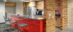 Elmwood Reclaimed Timber - Reclaimed Antique Hickory Wall Paneling
