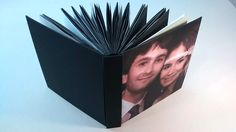 Álbum de fotos de matrimonio - Handmade wedding album on Behance