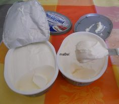 Queso crema tipo Philadelphia casero ~ Pasteles de colores Kefir, Cooking Time, Icing, Sweet Treats, Food Porn, Appetizers, Favorite Recipes, Sweets, Cheese
