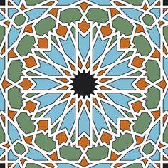 Ic Patterns And Geometric Tesations