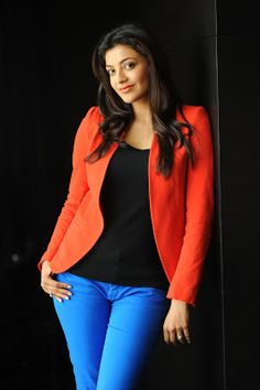 Kajal Agarwal Latest Photos at Baadshah Interview