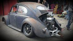 Ovale Volkswagen turbo