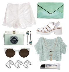 """""""outfit 99"""" by almoghatouel ❤ liked on Polyvore"""