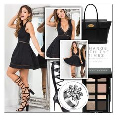 """""""1109"""" by melanie-avni ❤ liked on Polyvore featuring Mulberry, Bobbi Brown Cosmetics, Casadei and Crivelli"""