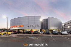 Scottsdale Porsche #Lusardi https://cdpcommercial.com/Architectural Photographer Phoenix