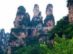 Suoxi Valley Nature Reserve Zhangjiajie Hunan