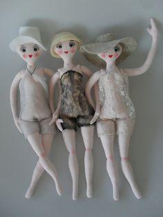✽ deco dolls