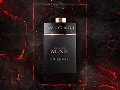 BVLGARI MAN IN BLACK | A sensual, neo-Oriental Eau de Parfum. A daringly charismatic fragrance, expressing a new statement of masculinity. Dedicated to tremendously seductive men.