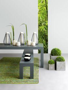 Fibre de pierre, céramique et métal : habitat mélange les matières et les formes pour un design tout en subtilité