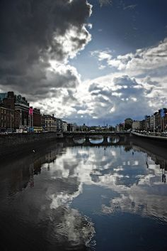 Dublin, Ireland...definitely on my list of places to visit.