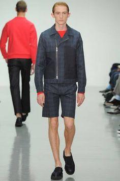 Lou Dalton Spring 2015 Menswear Collection Slideshow on Style.com