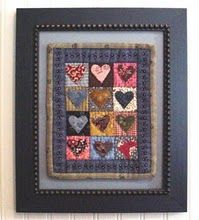 Hearts in a frame by Kathleen Tracy